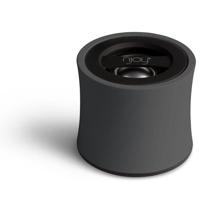 Bluetooth speaker Njoy 6.0 Hard Coal