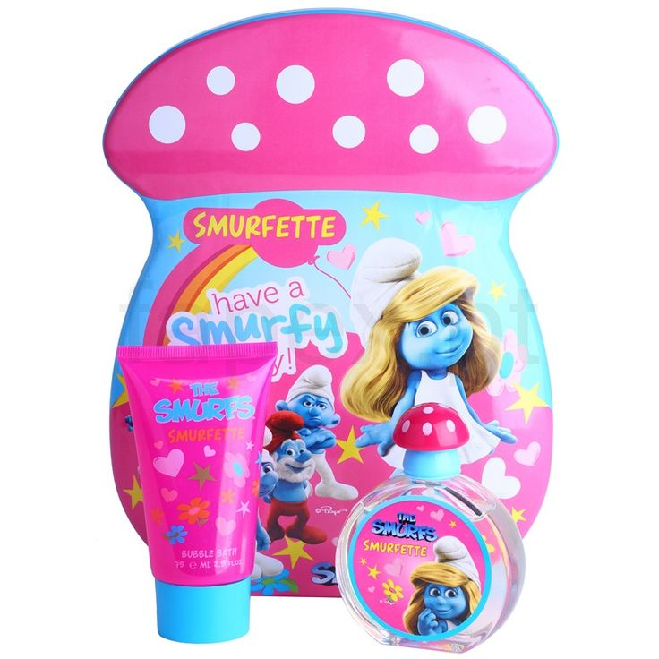 The Smurfs Smurfette coffret I. http://www.fapex.pt/the-smurfs/smurfette-coffret-i/
