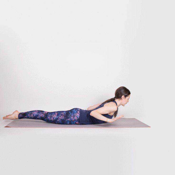 Swan #pilates #workout #fitness http://greatist.com/move/mat-pilates-workout