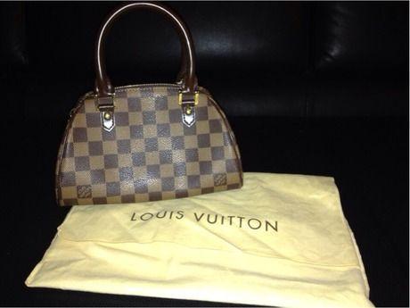 Available @ TrendTrunk.com Louis Vuitton Damier Canvas Ribera Mini Bags. By Louis Vuitton Damier Canvas Ribera Mini. Only $408.00!