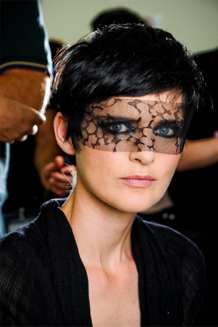 Best 25 diy lace eye mask ideas on pinterest diy lace venetian black lace eye mask diy solutioingenieria Gallery