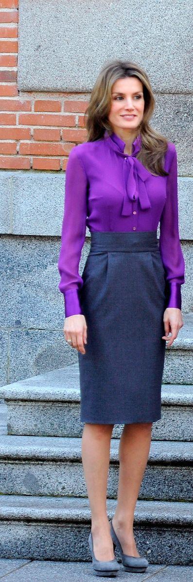 10 looks para el 39 cumpleaños de la princesa Letizia