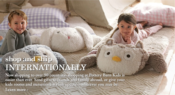 Kids' & Baby Furniture, Kids Bedding & Gifts | Baby Registry | Pottery Barn Kids