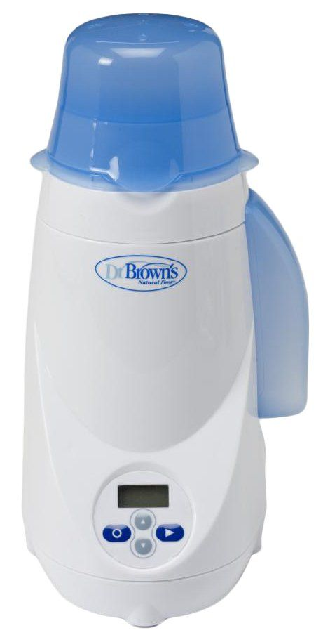 Dr. Brown's Electric Bottle Warmer - heat milk and baby food easily.
