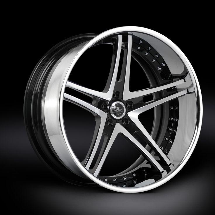 Savini SV23-C XC Wheels