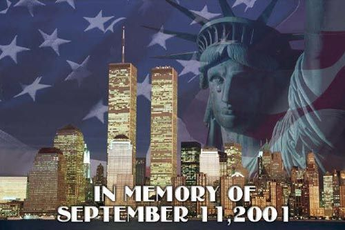 september 11th pictures | In Memory of 9 - 11 - 2001 -- I will never forget