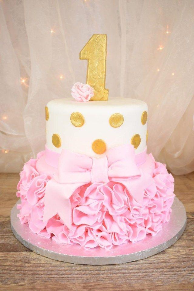 Fabulous 32 Great Photo Of 1St Birthday Cakes Birthday Cake Girls 1St Funny Birthday Cards Online Chimdamsfinfo
