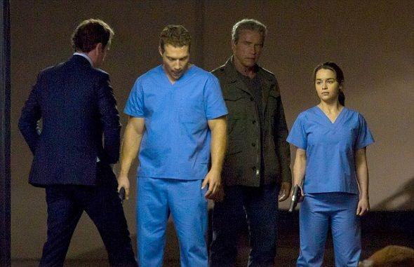 Primeras imágenes del rodaje de 'Terminator: Génesis'. Arnie está de vuelta ¡para quedarse!