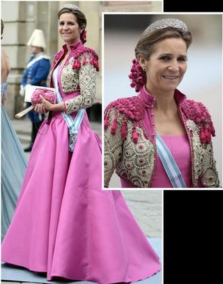 Infanta Elena de Borbón