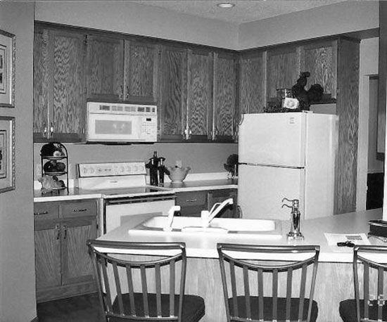 Charmaine's disaster kitchen