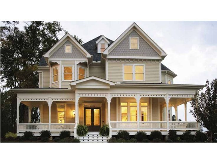 country house plan with 2772 square feet and 4 bedrooms. Black Bedroom Furniture Sets. Home Design Ideas