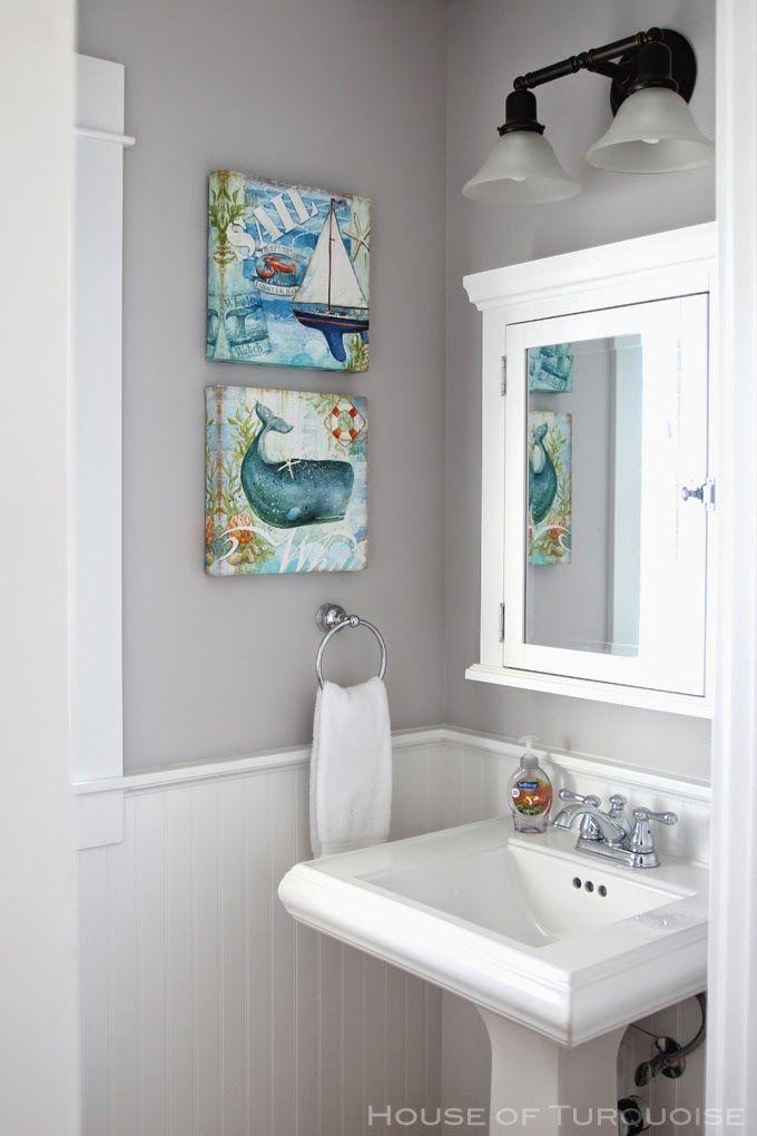 Bathroom Lighting Beach Cottage 968 best beach decor & cottages images on pinterest | home, beach
