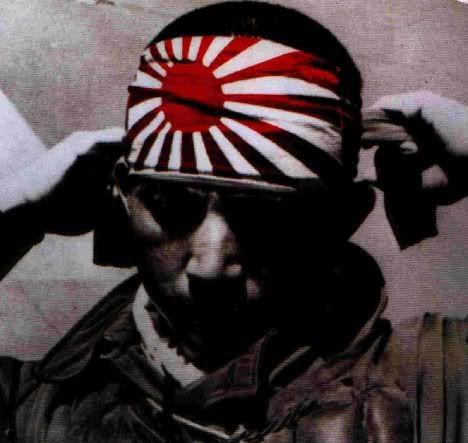 Se avesse indossato una fascia col Sol Levante in fronte, sarebbe stato un kamikaze in piena regola.