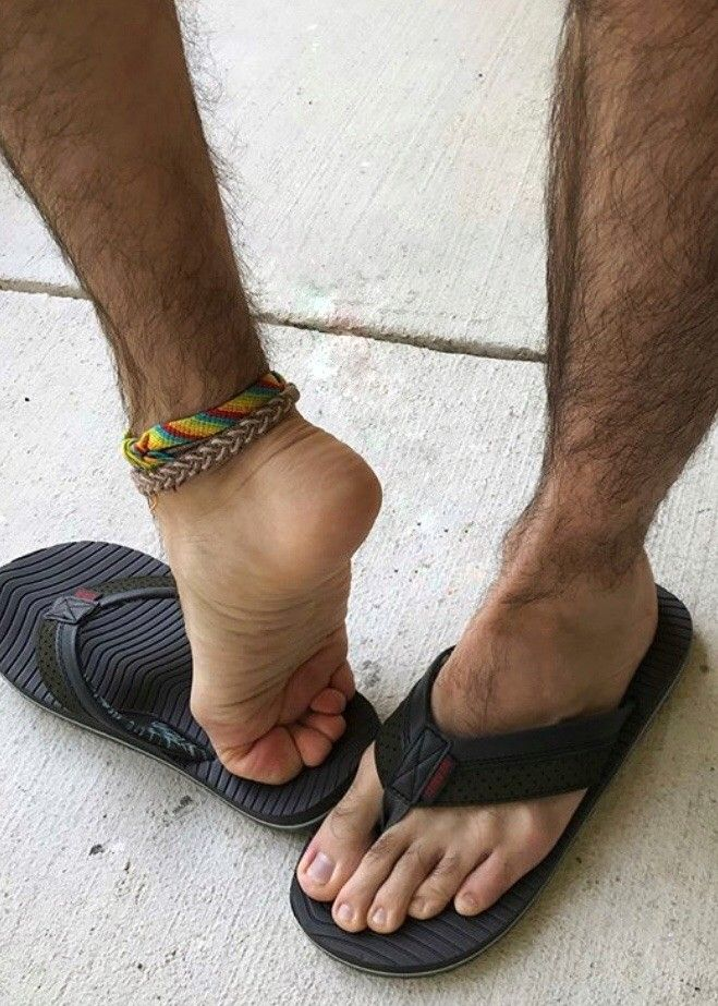hairy legs in flip flops | Hair Today... Gone Tomorrow in ...