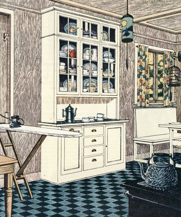 17 best ideas about 1920s kitchen on pinterest vintage for 1920s style kitchen cabinets