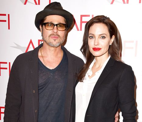 Angelina Jolie and Brad Pitt Are House Hunting in London: Details - Us Weekly