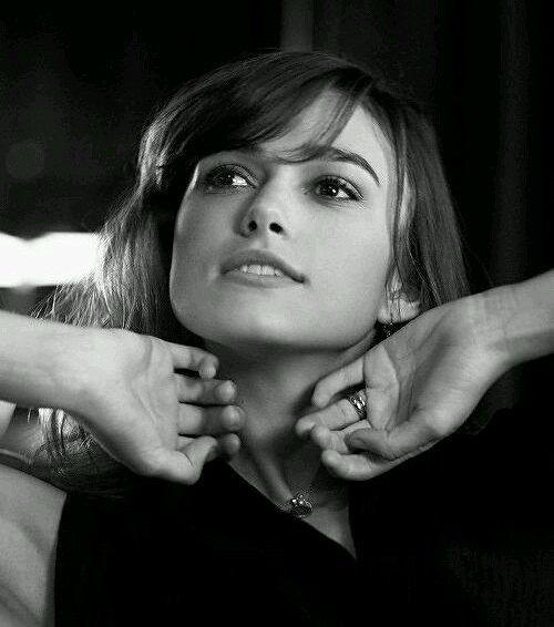 Keira Christina Knightley (English) (actor) (face)