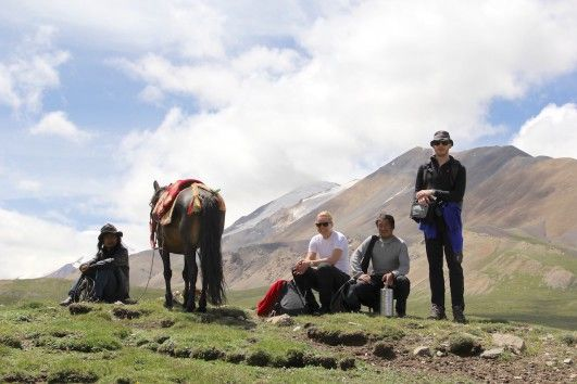 Trekking is an adventurous activity which includes walking through mountains to reach a certain destination. It is very popular amongst young travelling lovers as they get to spend some days in heavenly beautiful raw places.