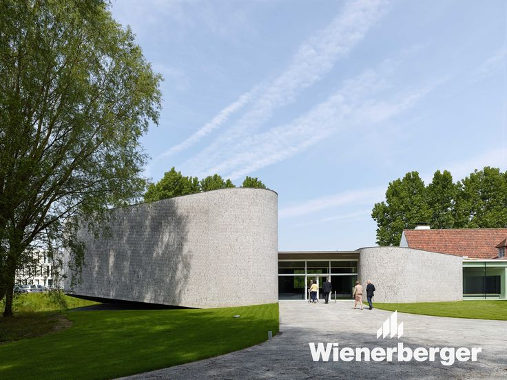 Auditorium AZ Groeninge Vzw, Dehullu Architecten © Dennis de Smet