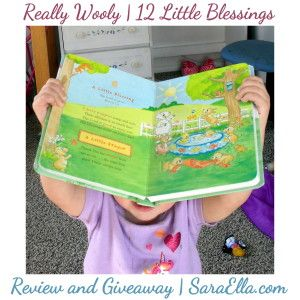Really Woolly: 12 Little Blessings | Review and Giveaway - #saraella #reallywoollyblessings