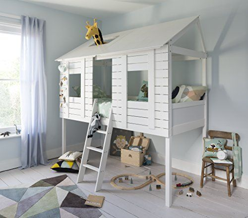 Christopher Treehouse Bed Mid Sleeper Cabin Bed Noa and Nani