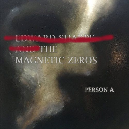 Edward Sharpe & The Magnetic Zeros - PersonA Vinyl Record