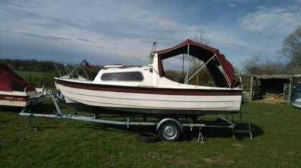 Kajütboot Mayland 550 /Motorboot /Trailer/Angelboot/Freizeitboot in Nordwestmecklenburg - Landkreis - Gadebusch | Gebrauchte Boote und Bootszubehör | eBay Kleinanzeigen