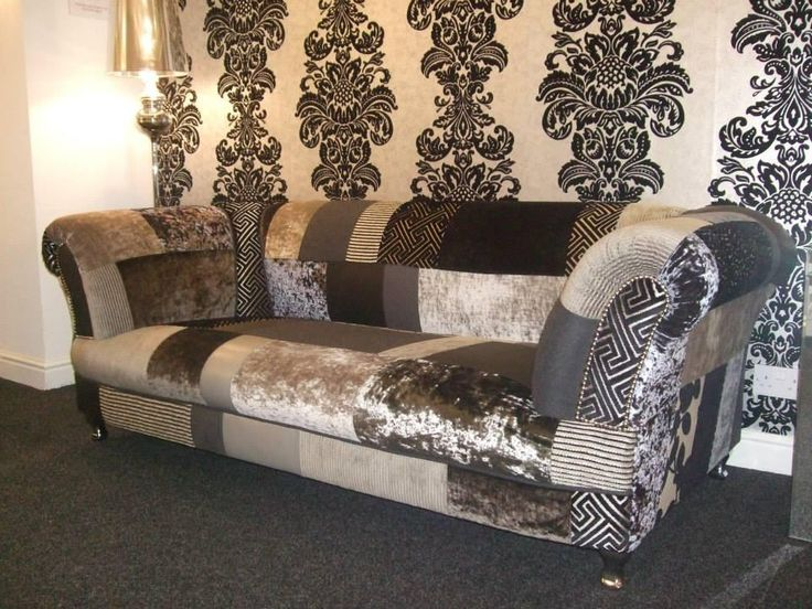 Chesterfield ecksofa stoff grau  19 best Chesterfield Sofa Chatsworth images on Pinterest ...