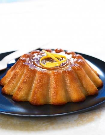 Recette gâteau à l'ananas par La : Une recette proposée par l'UPPIA – Collective de la Conserve illustrée par Nicolas Edwige / UPPIA