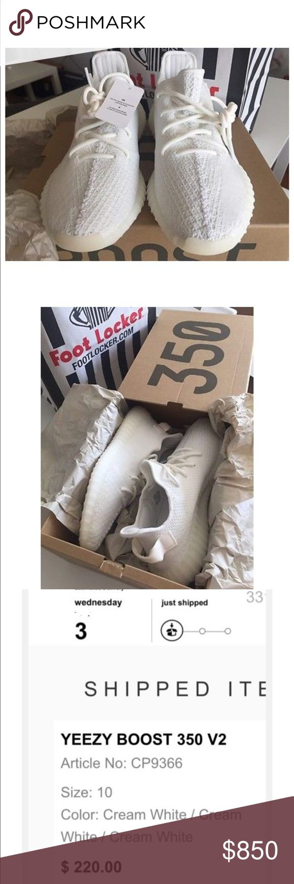 Yeezy Boost V2 size 10 men's New never worn. Hottest running sneaker to date. Also have the Oreos and the famous and most wanted Zebras. Price is OBO. Negotiable NO TRADES DO T EVEN BOTHER TO ASK UNLESS YOU HAVE A ROLEX OR BRIETLING WATCH FOR ALL THREE PAIRS. Yeezy Shoes Sneakers