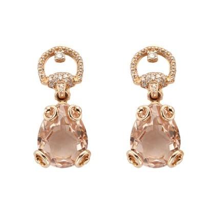 Fine Earrings Ann Demeulemeester Gathered Stone Drop