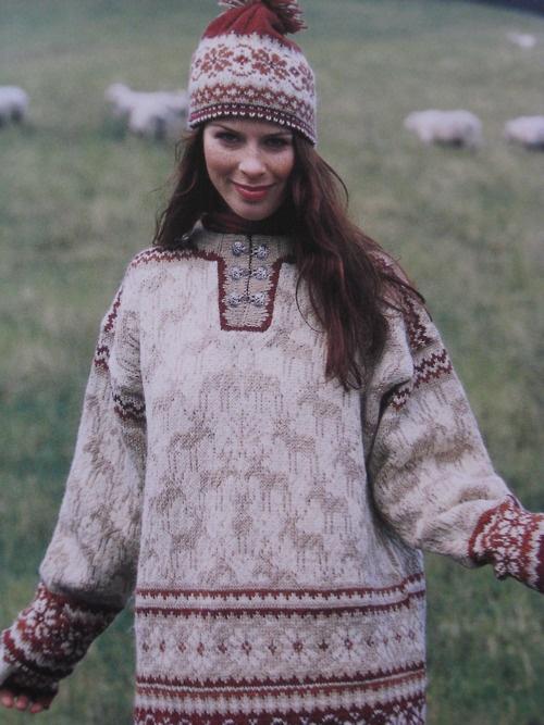 Norwegian Patterns for Knitting by Mette Handberg