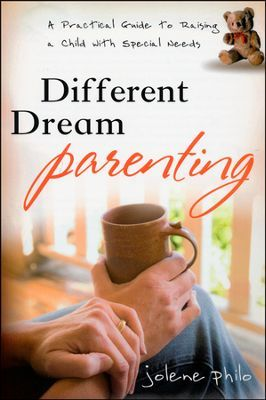 Written by the parent of a special needs child, Different Dream Parenting shows parents how to find the resources they need from hospitals, private organizations, businesses, government agencies, and churches. The author along with other parents of special needs kids also share what they've learned about dealing with frustration, fatigue and waiting for spiritual answers and encouragement.