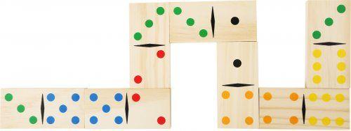 Γιγαντιαίο Ντόμινο/ Giant dominoes