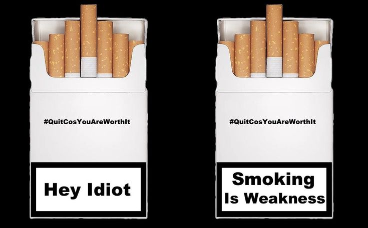 An Appeal To The E.U. To Try A New Approach To Anti-Smoking Campaigns