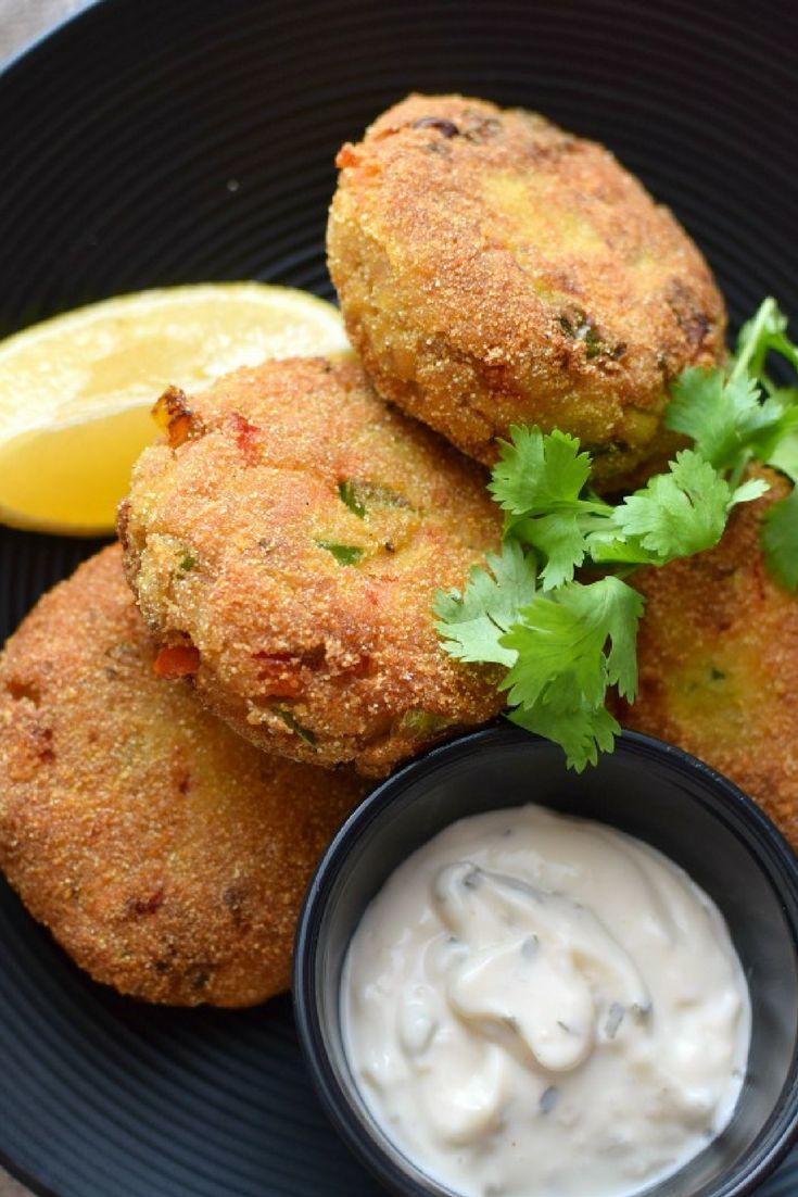 Torticas de salmón enlatado, muy fáciles de hacer, en versión gluten free se agrega harina de maíz a la mezcla en lugar de pan rallado