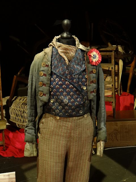 Les Miserables Costume Exhibition, Portsmouth by csmith87uk, via Flickr