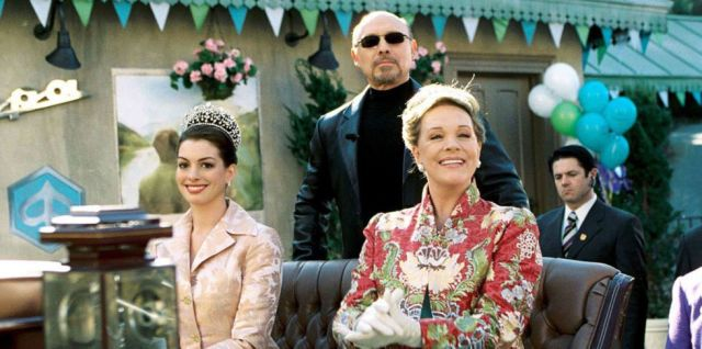 Where Are They Now: <i>The Princess Diaries</i> Cast