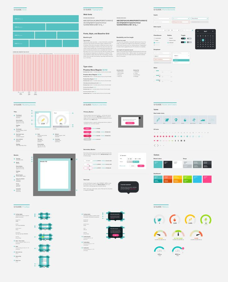 Dribbble - 4-Fitbit-UX-Guide.jpg by Caroline Wiryadinata
