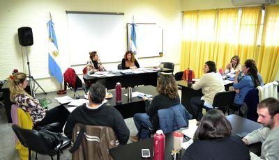 Se desarrolló la mesa de trabajo sobre Asesorías en Salud Integral en Escuelas
