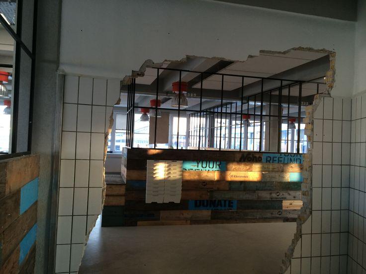 Cool gennemgang på kontorhotel NOHO, Kødbyen