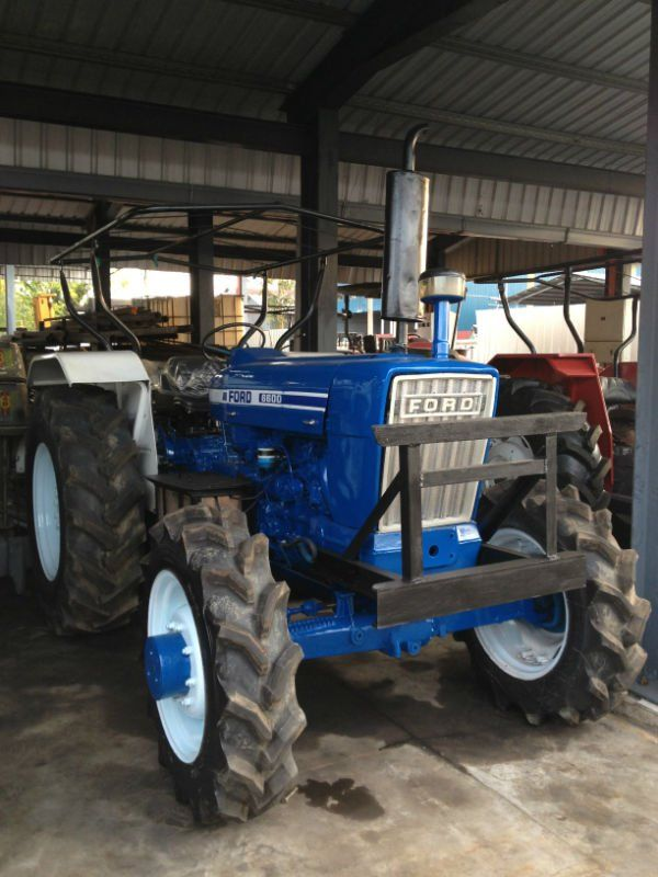 FORD 6600 - USED RECONDITION FARM TRACTORS