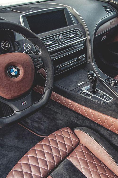 BMW F13 M6 Alcantra interior (500×750)