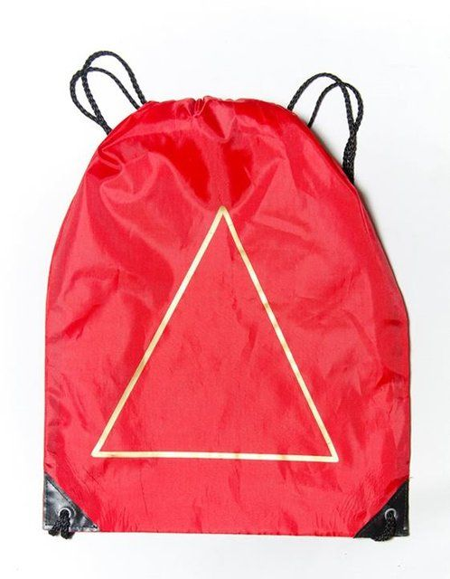 Rucksack Design: Gold Triangle