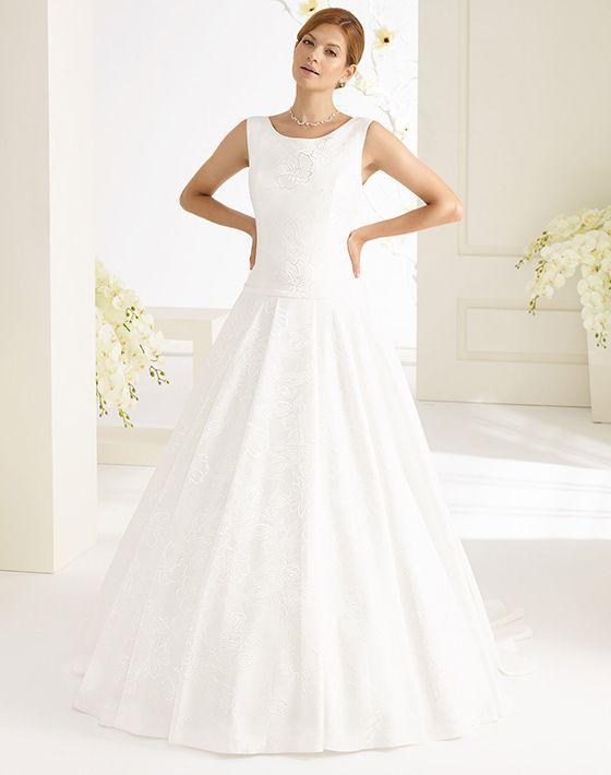 FORTUNA dress from Bianco Evento #bridaldress