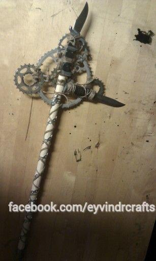 Postapocalypse weapon