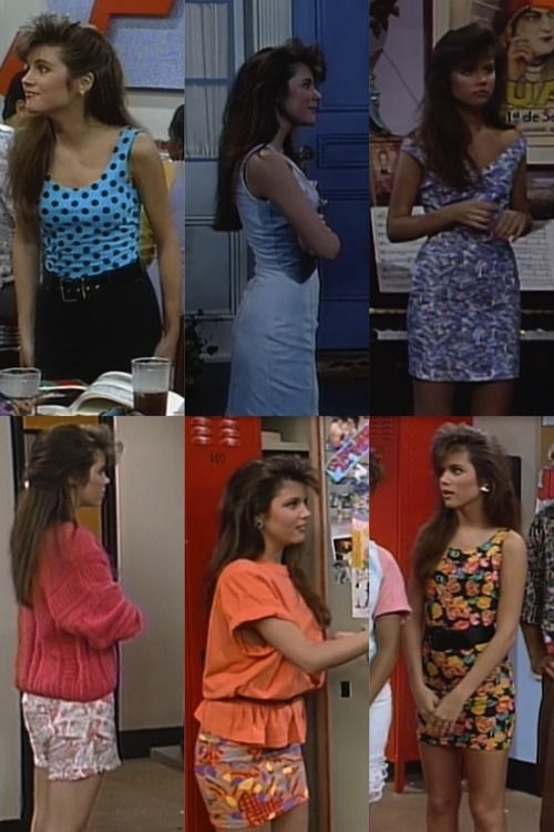 Kelly Kapowski was my fashion icon for the longest time. That 80s fashion though!!! still rock and roll to me beb.