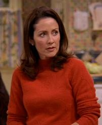 Patricia Heaton (as Debra Barone!)  Ok, so my family isn't a bunch of italians, but they might as well be...because this IS my life!!