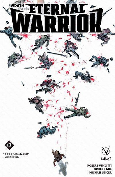 Wrath of the Eternal Warrior n°13 (2016) http://amzn.to/2ewEe7f #eternal #warrior #valiant #comics