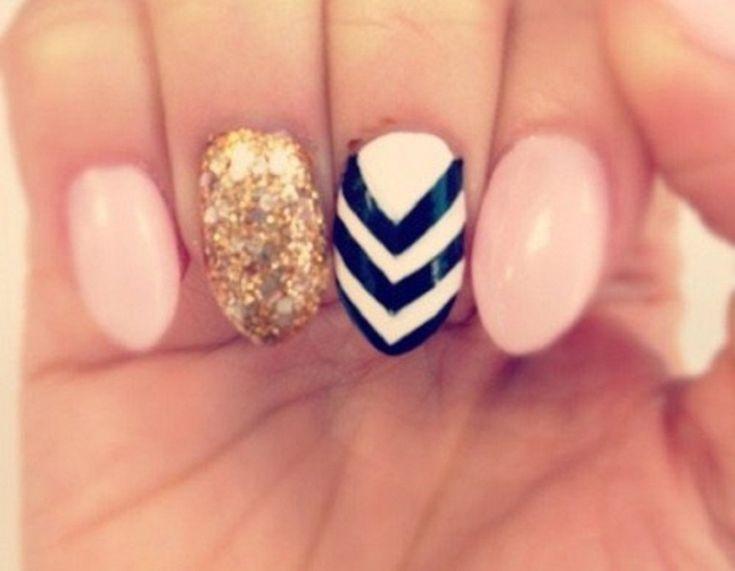 Best 25+ Nail designs tumblr ideas on Pinterest | Almond ...